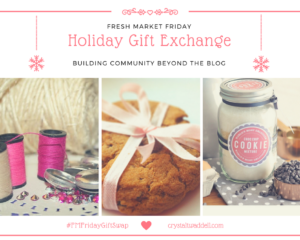 Blogger Holiday Gift Exchange