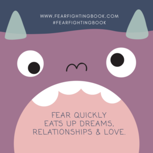 Fear Fighting: Do you Live Fear or Faith? {Link-Up}